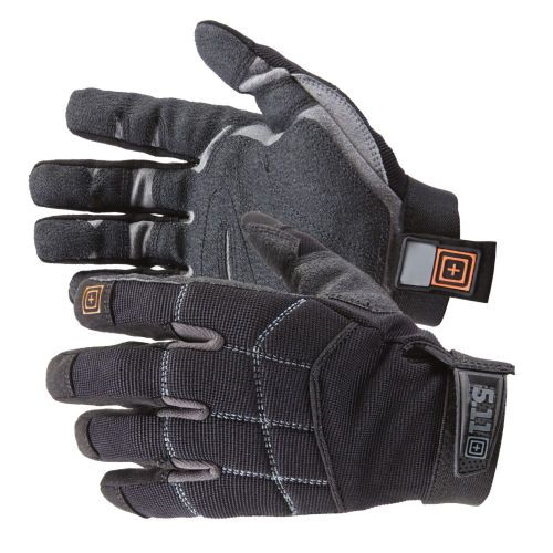 511 59351-019  5.11 Tactical Station Grip Glove, Black