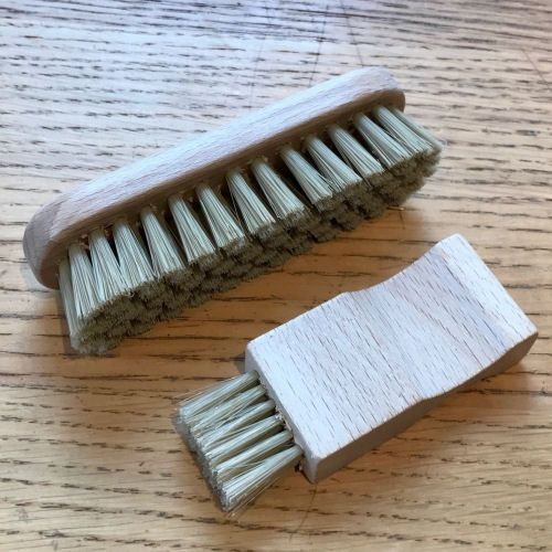 Alt-Berg Boot / Shoe Brush Set (2)