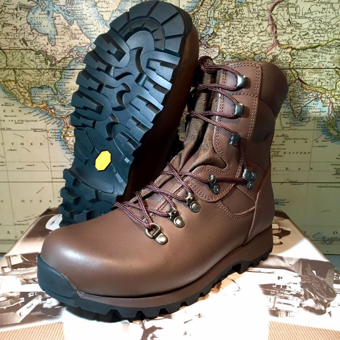 b373a32d62c AltBerg Sneeker Lady Elite Boot MOD Brown