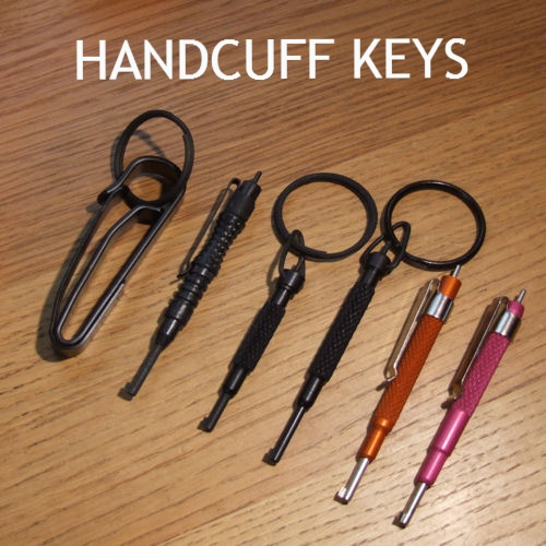 Handcuff Keys