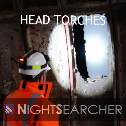 Nightsearcher Head Torches